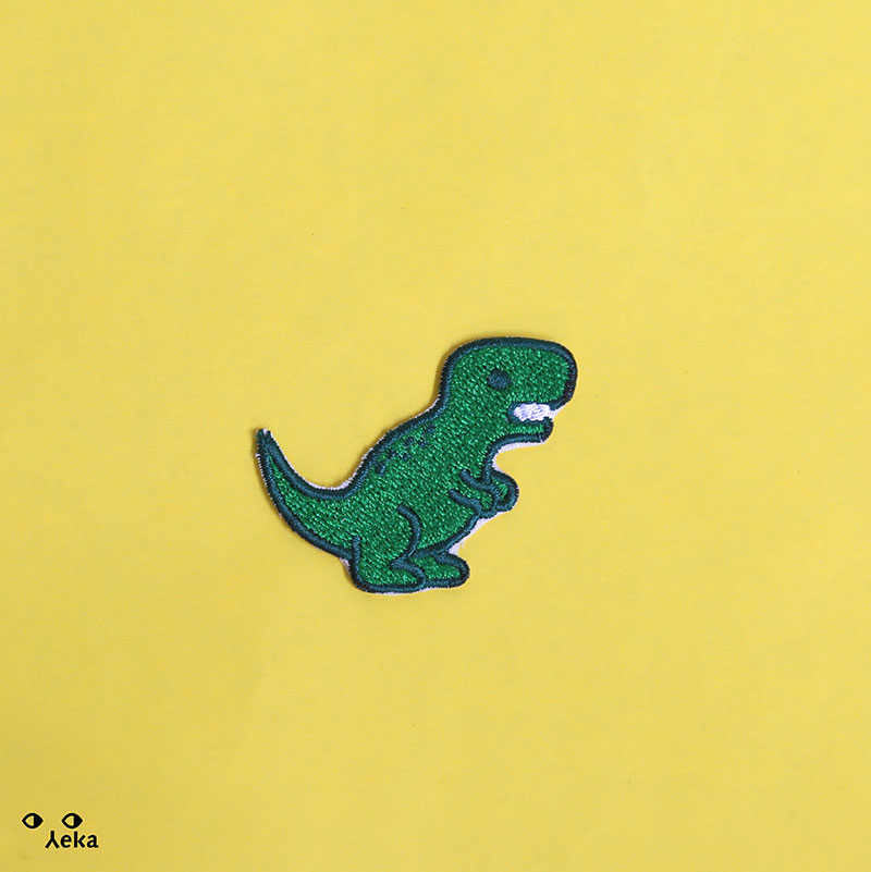 T Rex Verde Patch